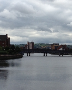 The Lagan River